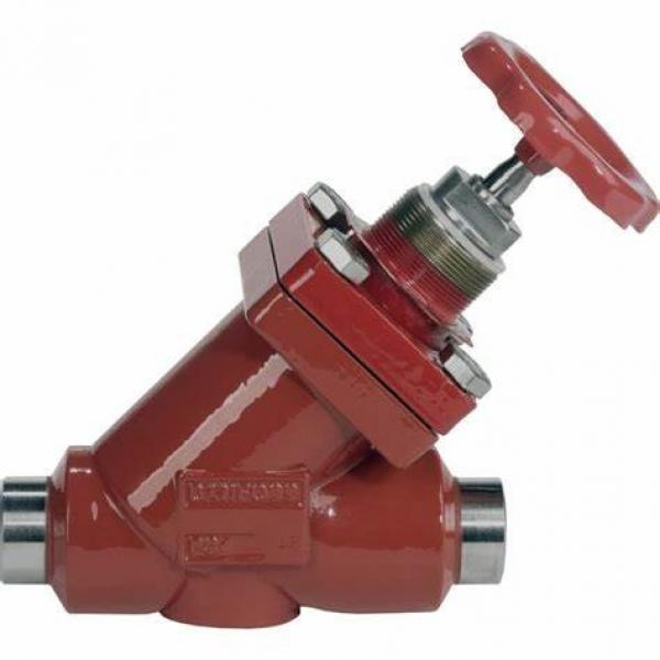 Danfoss Shut-off valves 148B4636 STC 80 A STR SHUT-OFF VALVE CAP #2 image