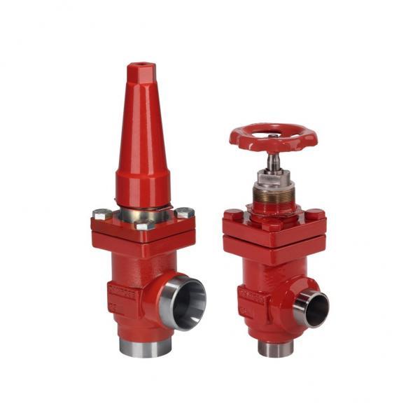 Danfoss Shut-off valves 148B4619 STC 125 A ANG  SHUT-OFF VALVE HANDWHEEL #2 image
