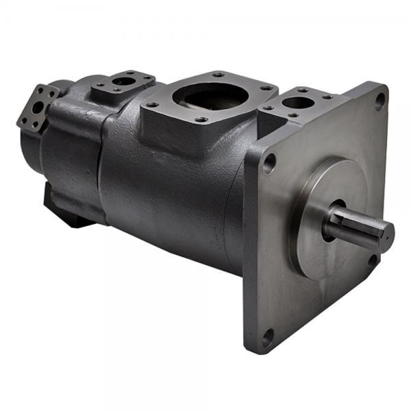 Yuken PV2R23-59-60-F-RAAA-41 Double Vane pump #1 image