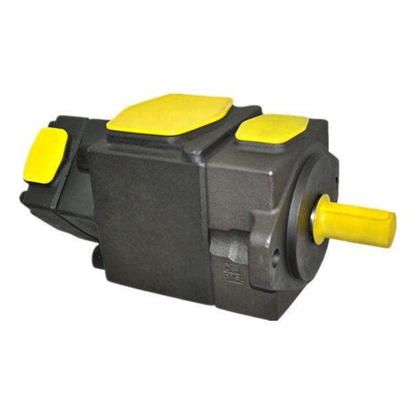 Yuken PV2R12-14-65-F-RAA-40 Double Vane pump #1 image